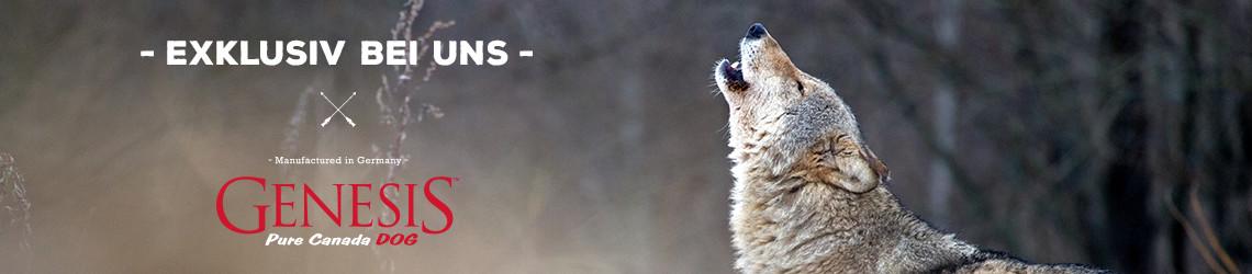 Genesis pure Canaca Dog Hundefutter getreidefrei