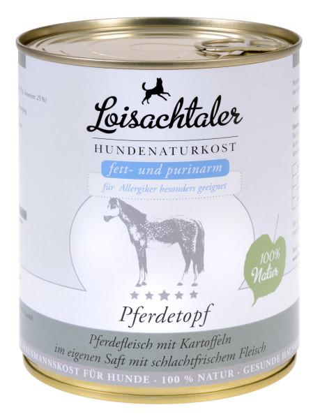 Loisachtaler Pferdetopf