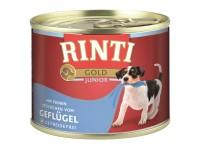 Rinti Gold Junior Geflügel 185g