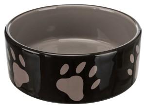 Trixie Keramiknapf braun taupe