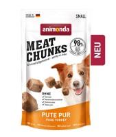 Animonda Snack Meat Chunks Pute pur 60 g
