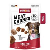 Animonda Snack Meat Chunks Rind pur 80 g
