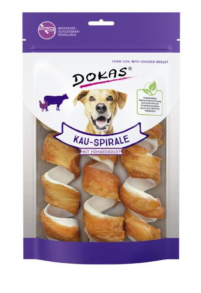 Dokas Kau Spirale mit Hühnerbrust 110 g