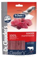 Dr Clauders Snack Rinder Filetstreifen 80 g
