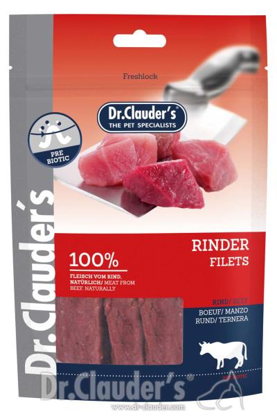 Dr. Clauders Snack Rinder Filets 80 g