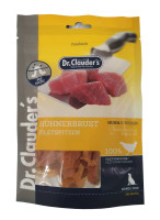 Dr. Clauders Snack Hühnerbrust Filetspitzen 80 g