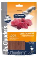 Dr Clauders Snack Entenbrust Filetstreifen 80 g