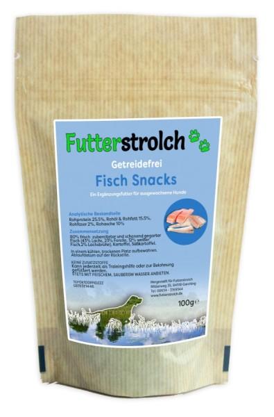 Futterstrolch Fisch Snacks 100 g