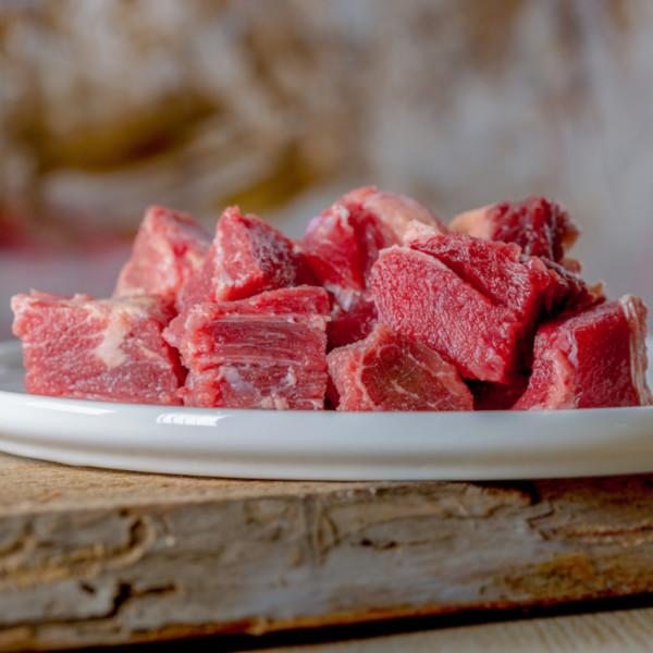 Barfgold Rindfleisch durchwachsen 1 kg