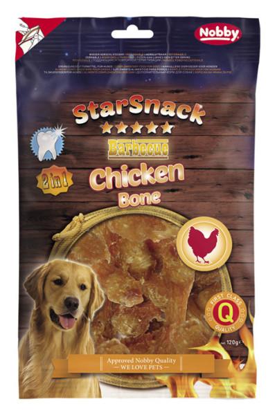 Nobby Starsnack Barbecue Chicken Bone 120 g