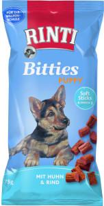 Rinti Bitties puppy Huhn & Rind 75 g
