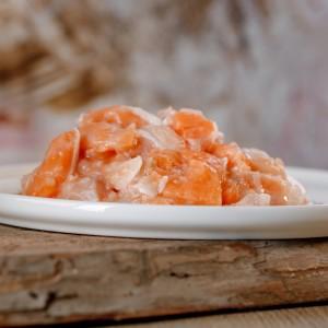 Barfgold Lachswürfel 500 g