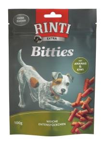 Rinti Bitties Ente mit Ananas & Kiwi 100 g