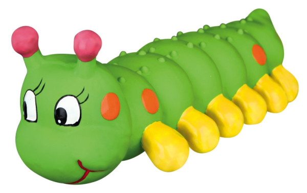 Trixie Spielzeug Raupe Latex