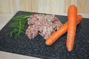 Futterstrolch Puten Komplettmenü 1 kg