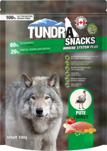 Tundra Snacks Pute 100 g