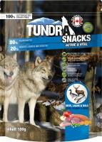 Tundra Snacks Ente, Lachs und Wild 100 g