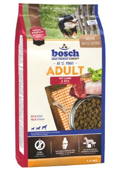 Bosch Adult Lamm & Reis