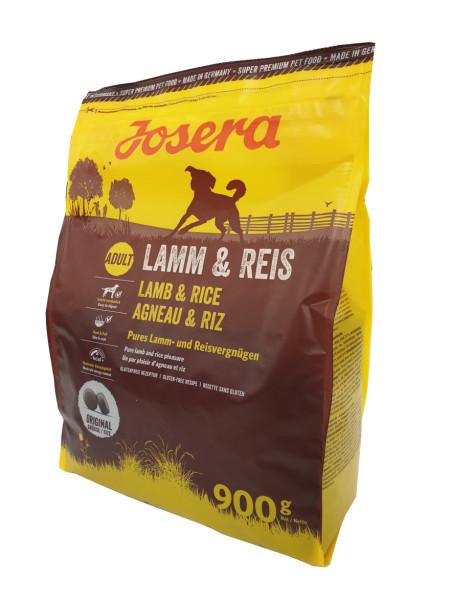 Josera Lamm + Reis 900 g
