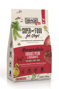 Macs Dog Superfood Mono Pferd