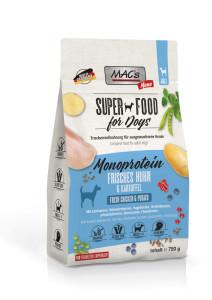 Macs Dog Superfood Mono Huhn