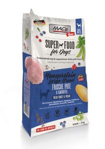 Macs Dog Superfood Mono Large Breed Pute