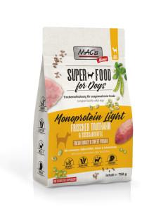 Macs Dog Superfood Mono Light Truthahn