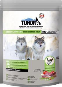 Tundra Hirsch, Lachs & Ente