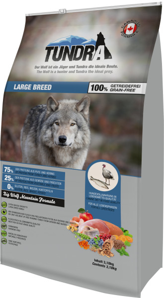 Tundra large Breed