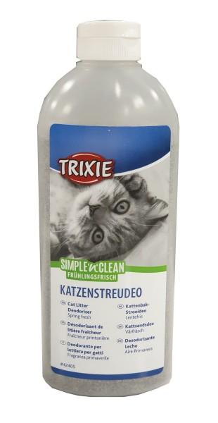Trixie Katzenstreudeo Simple n Clean Frühlignsfrisch 750 g