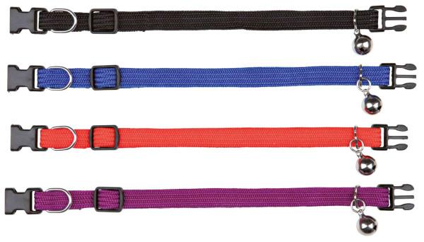 Trixie Katzenhalsband elastisch Nylon