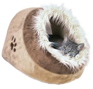 Trixie Kuschelhöhle Minou beige