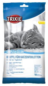 Trixie Beutel für Katzentoiletten L