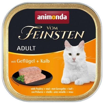 Animonda Vom Feinsten mit Geflügel + Kalb 100 g