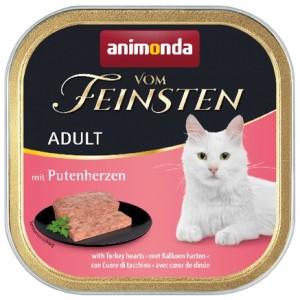 Animonda vom Feinsten mit Putenherzen 100 g