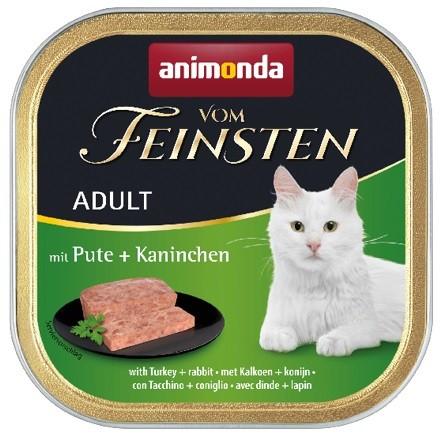 Animonda vom Feinsten mit Pute + Kaninchen 100 g