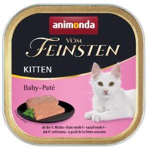 Animonda Vom Feinsten Kitten Baby Pate 100 g