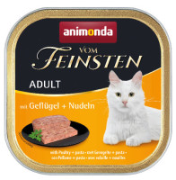 Animonda Vom Feinsten mit Geflügel + Nudeln 100 g
