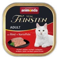 Animonda Vom Feinsten mit Rind + Kartoffeln 100 g