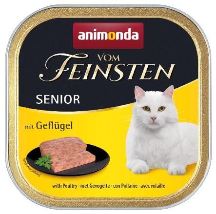 Animonda Vom Feinsten Senior mit Geflügel 100 g