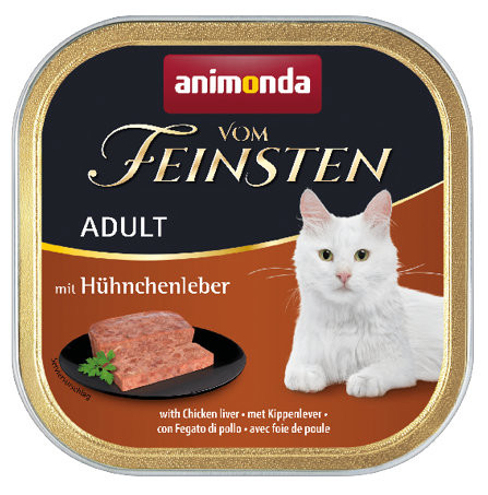 Animonda Vom Feinsten mit Hühnchenleber 100 g