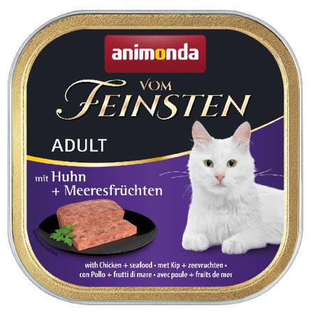 Animonda vom Feinsten mit Huhn + Meeresfrüchten 100 g