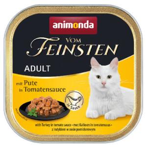 Animonda vom Feinsten Pute in Tomatensauce 100 g