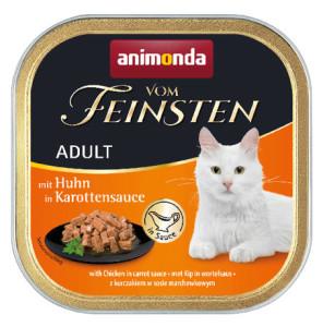 Animonda vom Feinsten mit Huhn in Karottensauce 100 g