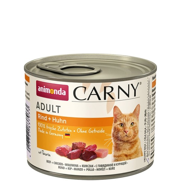 Animonda Carny Adult Rind + Huhn