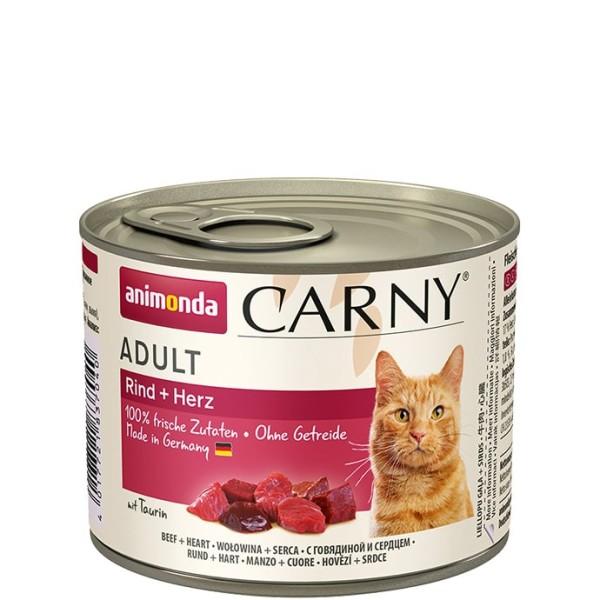 Animonda Carny Adult Rind + Herz