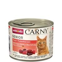 Animonda Carny Senior Rind + Putenherzen 200 g