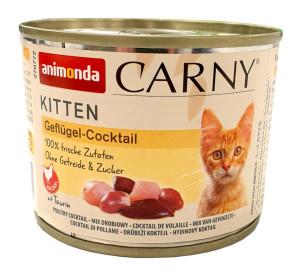 Animonda Carny Kitten Geflügel Cocktail