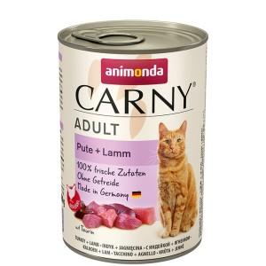 Animonda Carny Adult Pute + Lamm 400 g