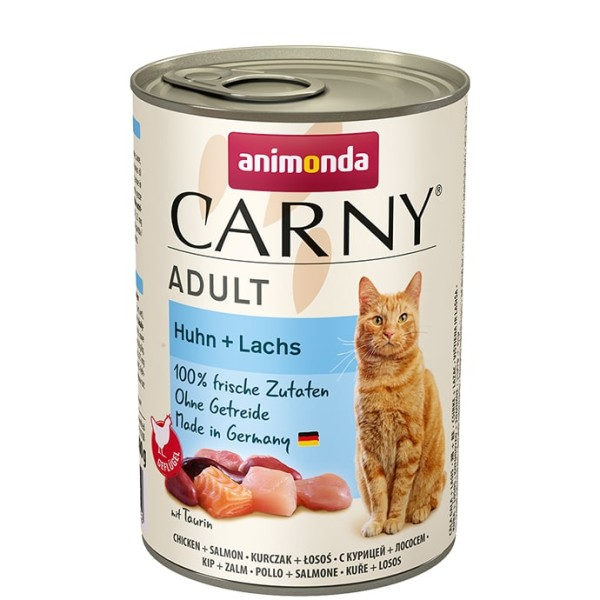 Animonda Carny Adult Huhn + Lachs 400 g